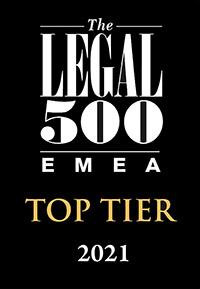 emea top tier firms logo